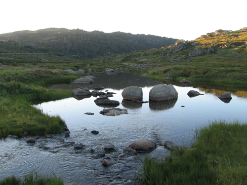 Betts Creek - Perisher