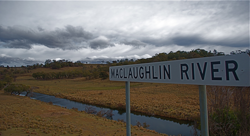MacLaughlin River - near Nimmitabel