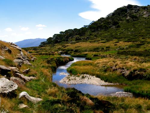 Perisher Creek