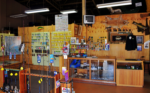 Col Sinclair's Tackle Shop Adaminaby