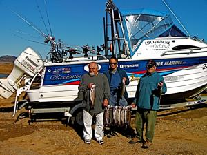 Lake Eucumbene Fishing Charters