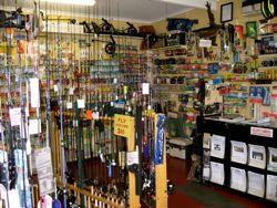 Steve Williamson shop at Snowline