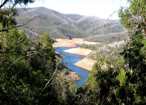 Tooma Reservoir